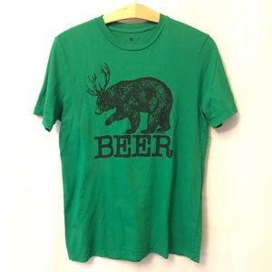 Local Celebrity BEER Graphic Tee